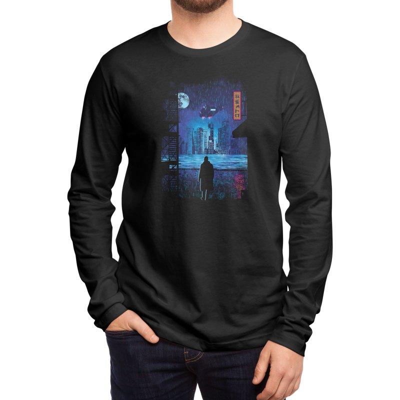 2049 Men's Longsleeve T-Shirt by Threadless Artist Shop