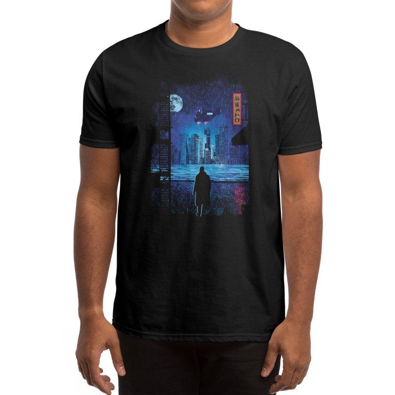 2049 Men's T-Shirt by Threadless Artist Shop