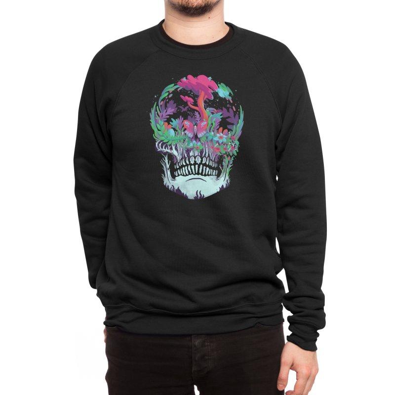 Beyond Death Men's Sweatshirt by Threadless Artist Shop