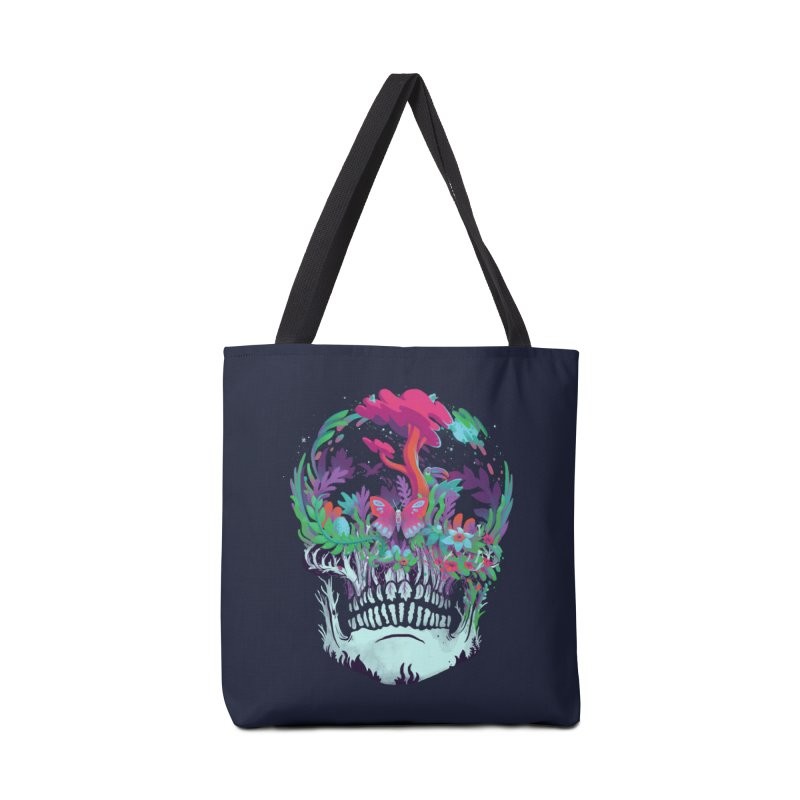 Beyond Death Accessories Bag by Threadless Artist Shop