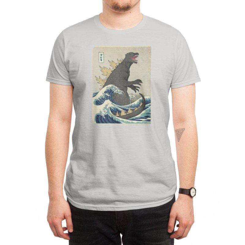 The Great Monster Off Kanagawa Men's T-Shirt by Threadless Artist Shop