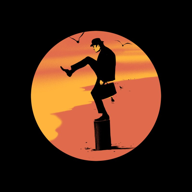 Silly Karate Men's Tank by Threadless Artist Shop