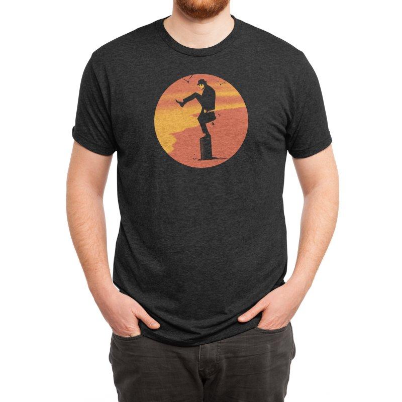 Silly Karate Men's T-Shirt by Threadless Artist Shop