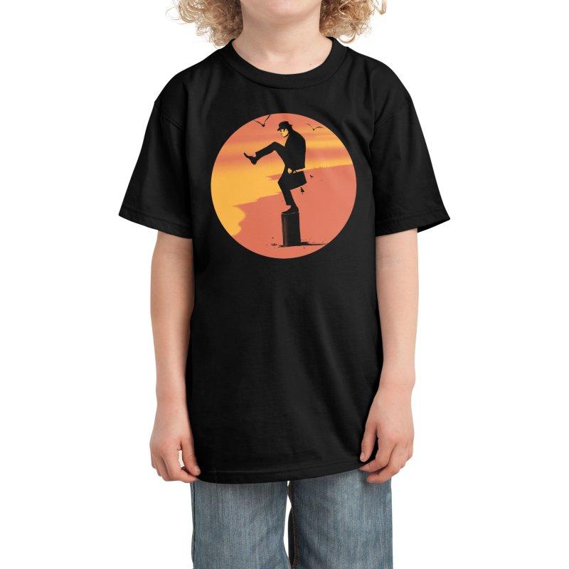 Silly Karate Kids T-Shirt by Threadless Artist Shop