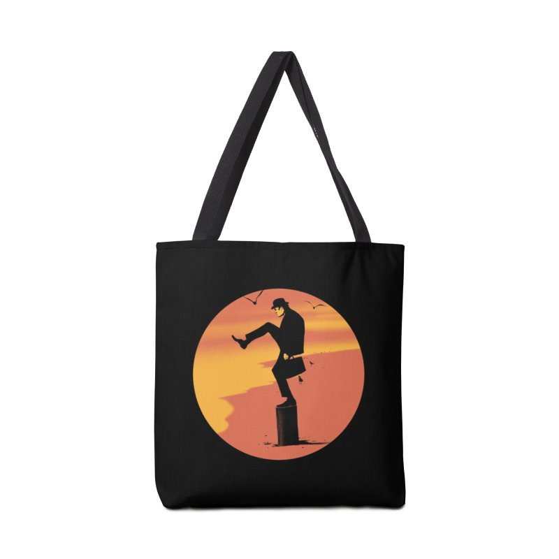 Silly Karate Accessories Bag by Threadless Artist Shop