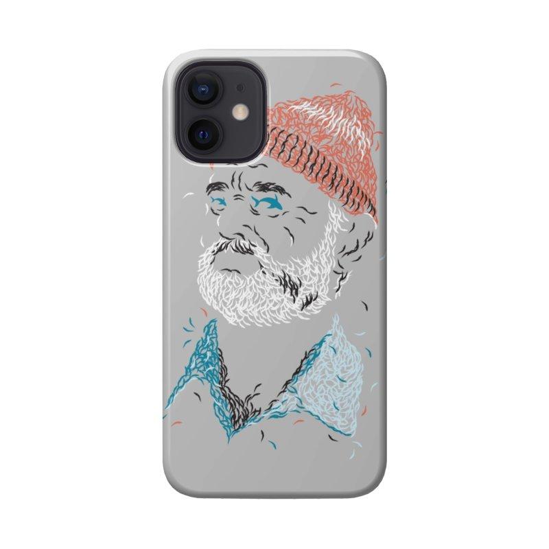 Zissou of Fish Accessories Phone Case by Threadless Artist Shop