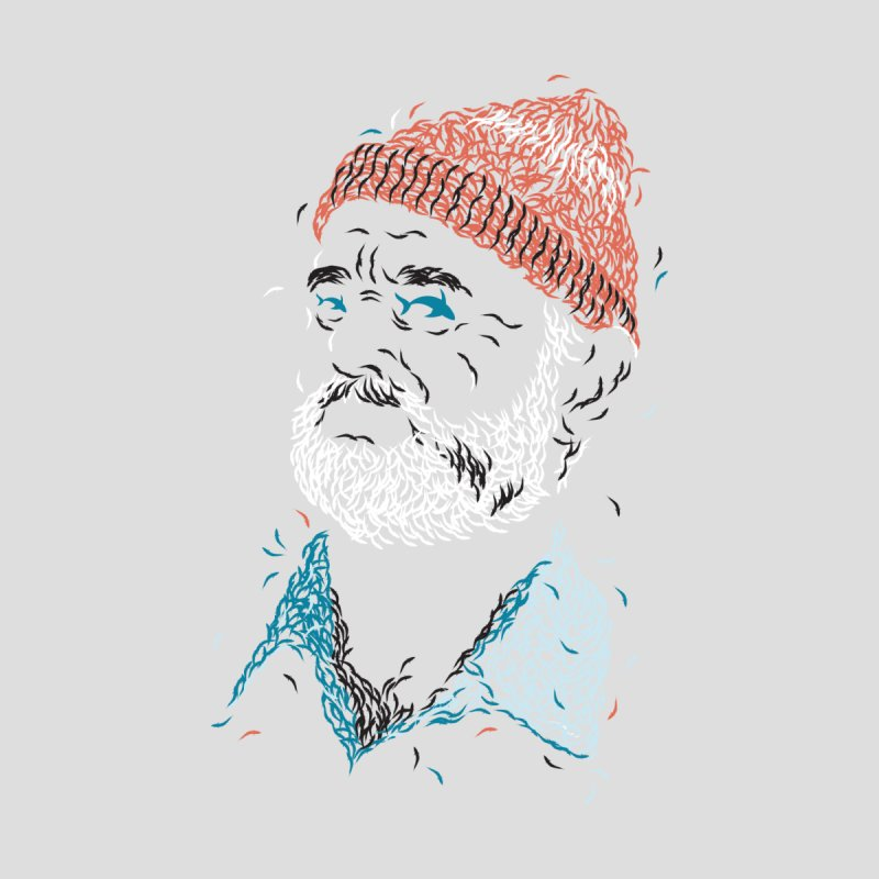 Zissou of Fish Men's T-Shirt by Threadless Artist Shop