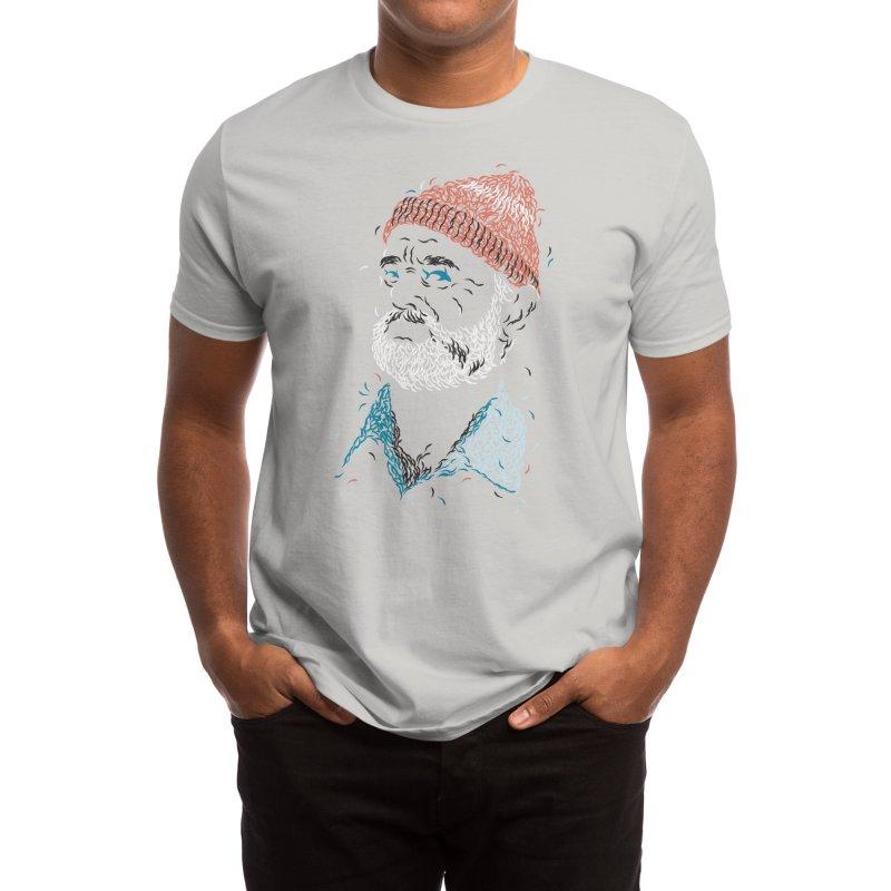 Zissou of Fish Men's T-Shirt by Threadless Artist Shop