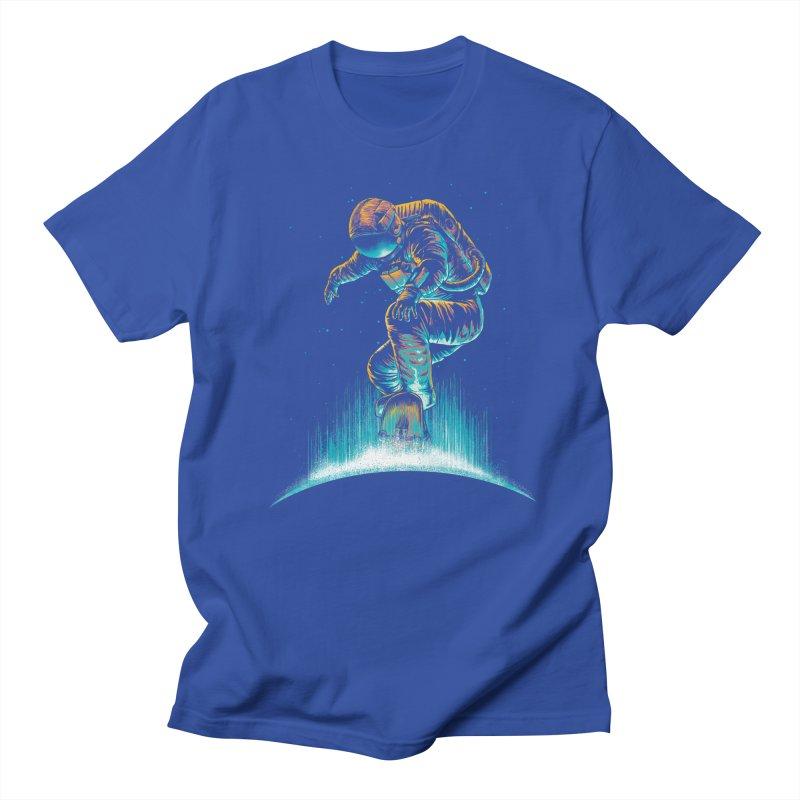 Space Grind Women's T-Shirt by Threadless Artist Shop