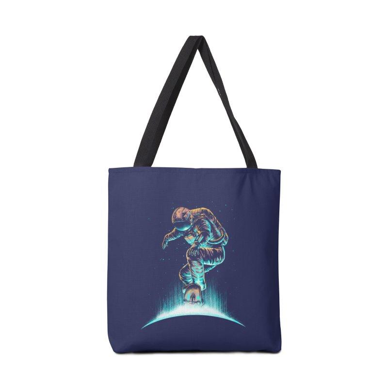 Space Grind Accessories Bag by Threadless Artist Shop