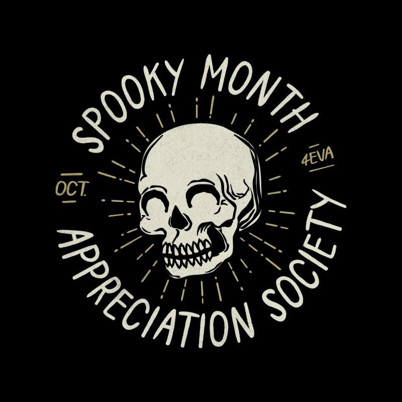 Spooky Month Accessories Skateboard by Threadless Artist Shop