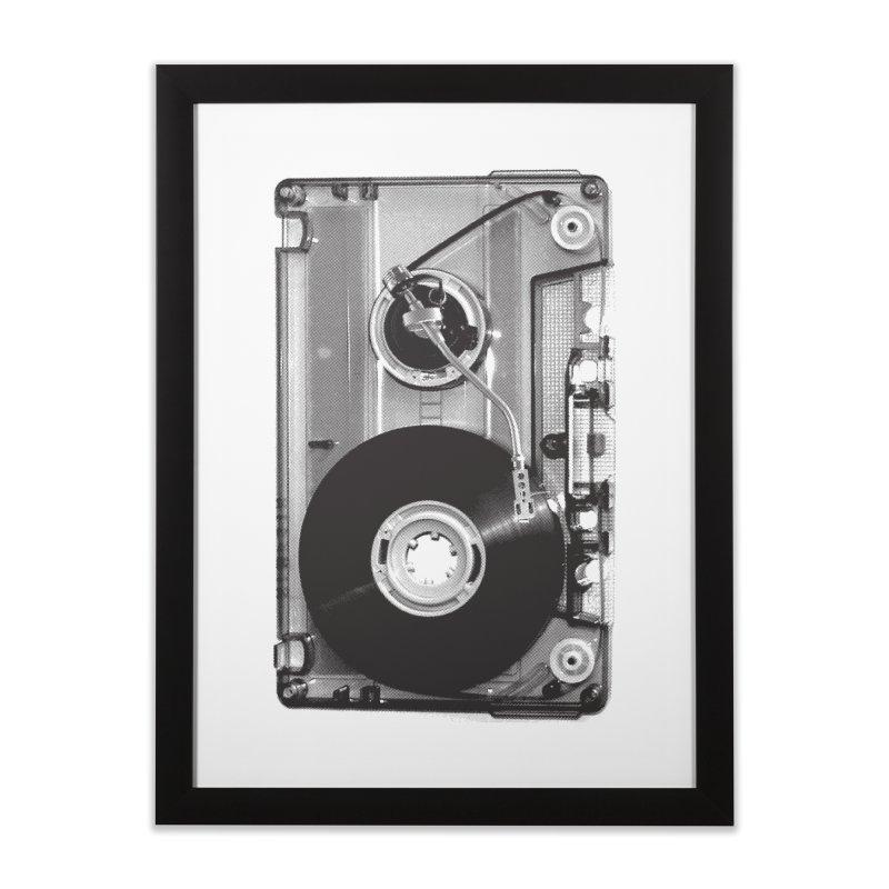 Prototype Home Framed Fine Art Print by Threadless Artist Shop