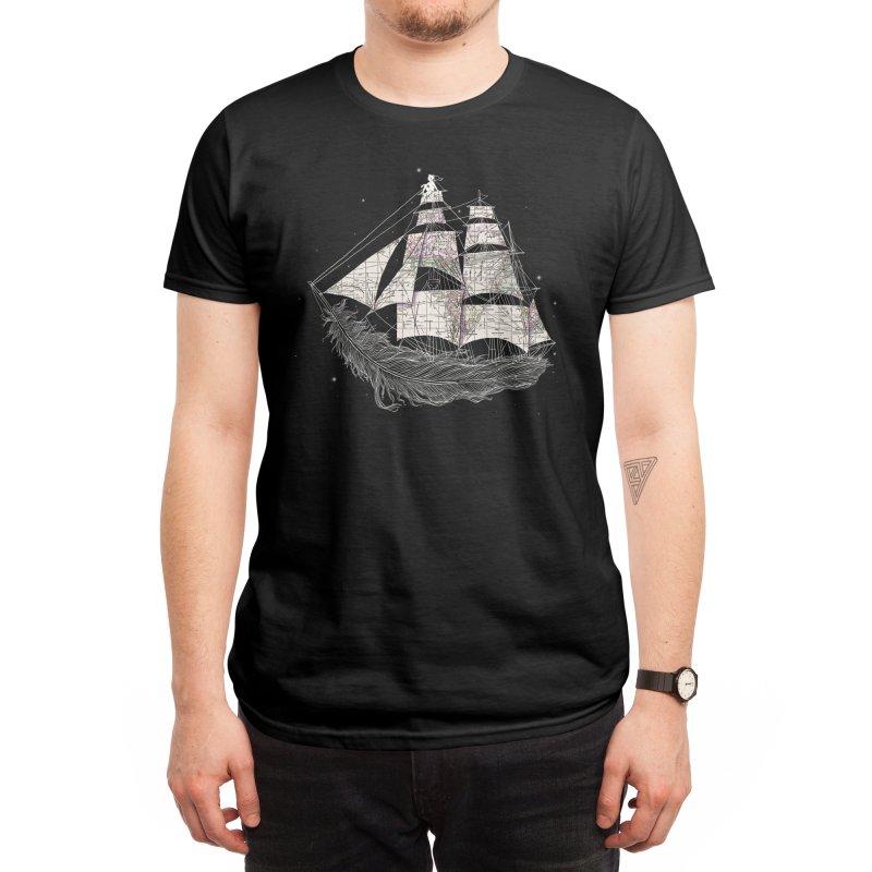 Wherever the Wind Blows Men's T-Shirt by Threadless Artist Shop