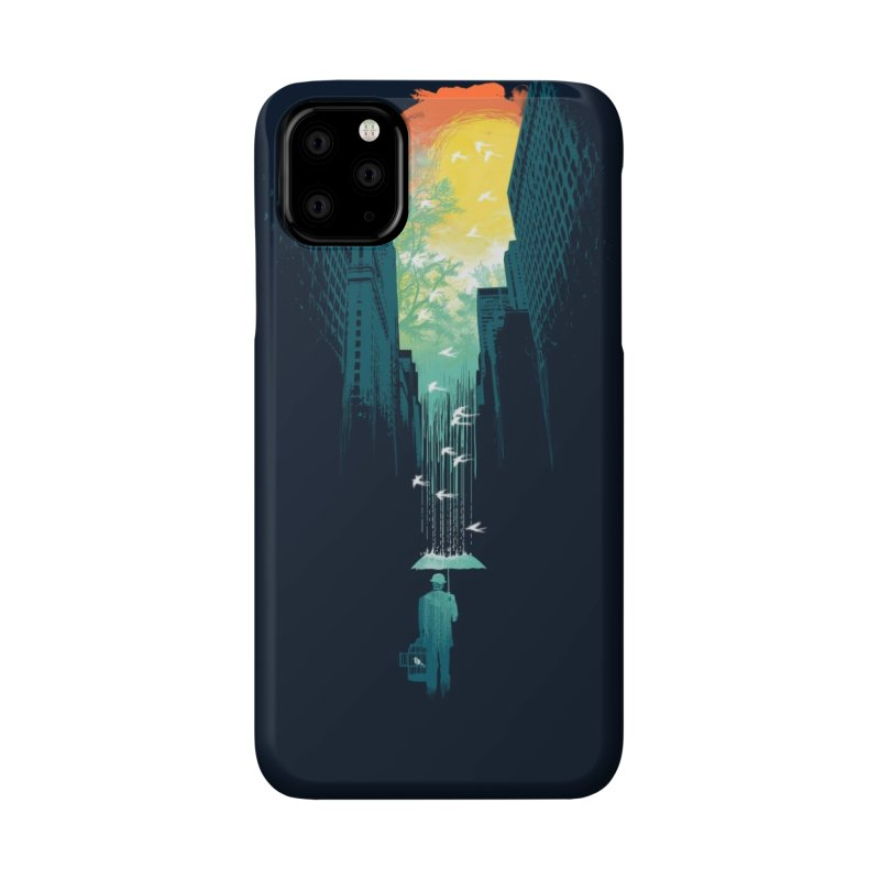 I Want My Blue Sky Accessories Phone Case by Threadless Artist Shop