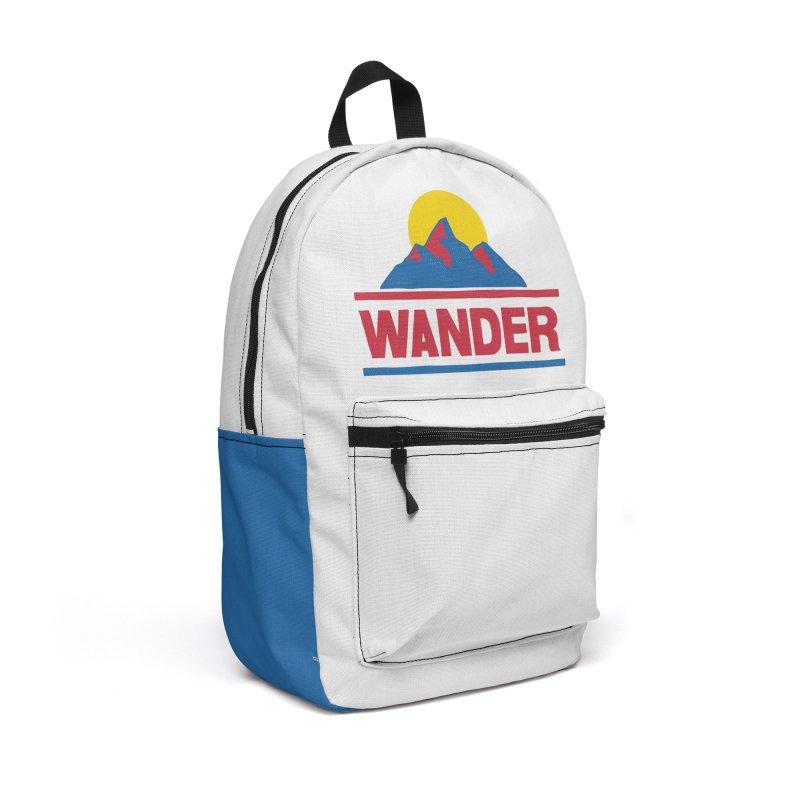 Wander - ross zeitz Accessories Bag by Threadless Artist Shop
