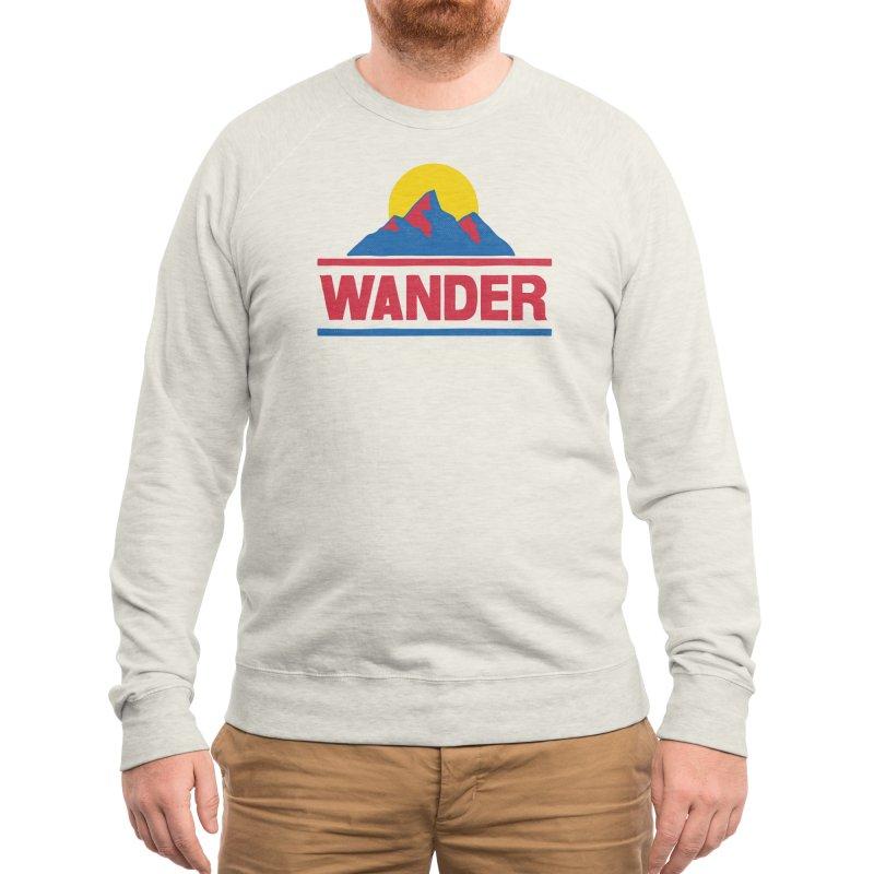 Wander - ross zeitz Men's Sweatshirt by Threadless Artist Shop