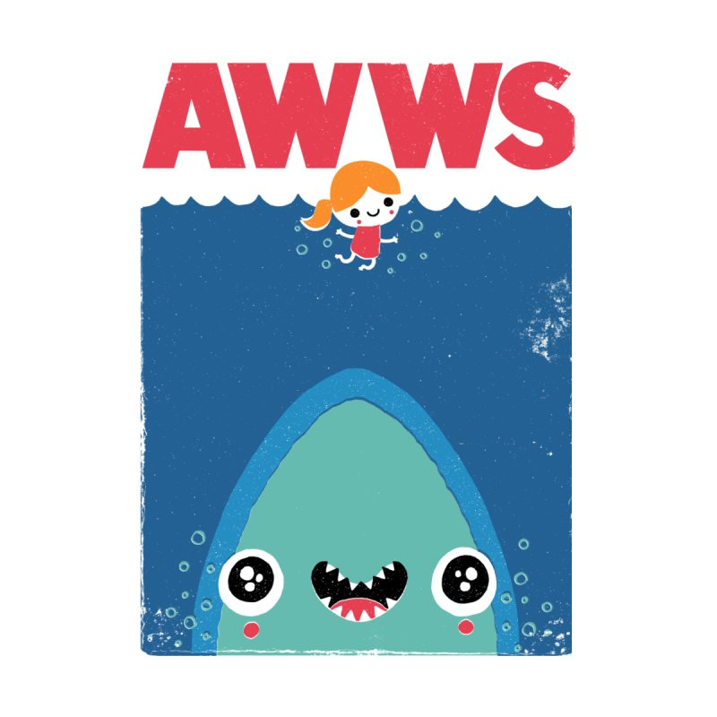 AWWS Accessories Face Mask by Threadless Artist Shop