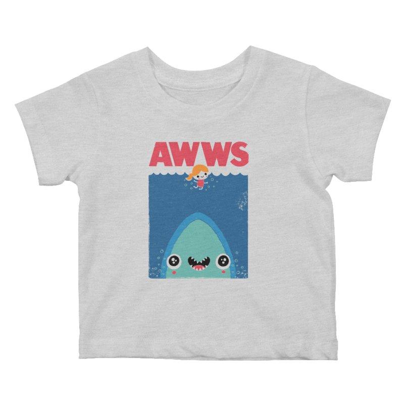 AWWS Kids Baby T-Shirt by Threadless Artist Shop