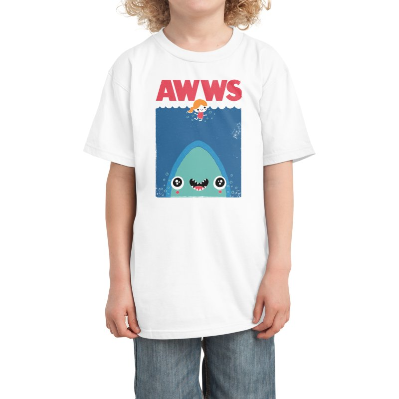 AWWS Kids T-Shirt by Threadless Artist Shop