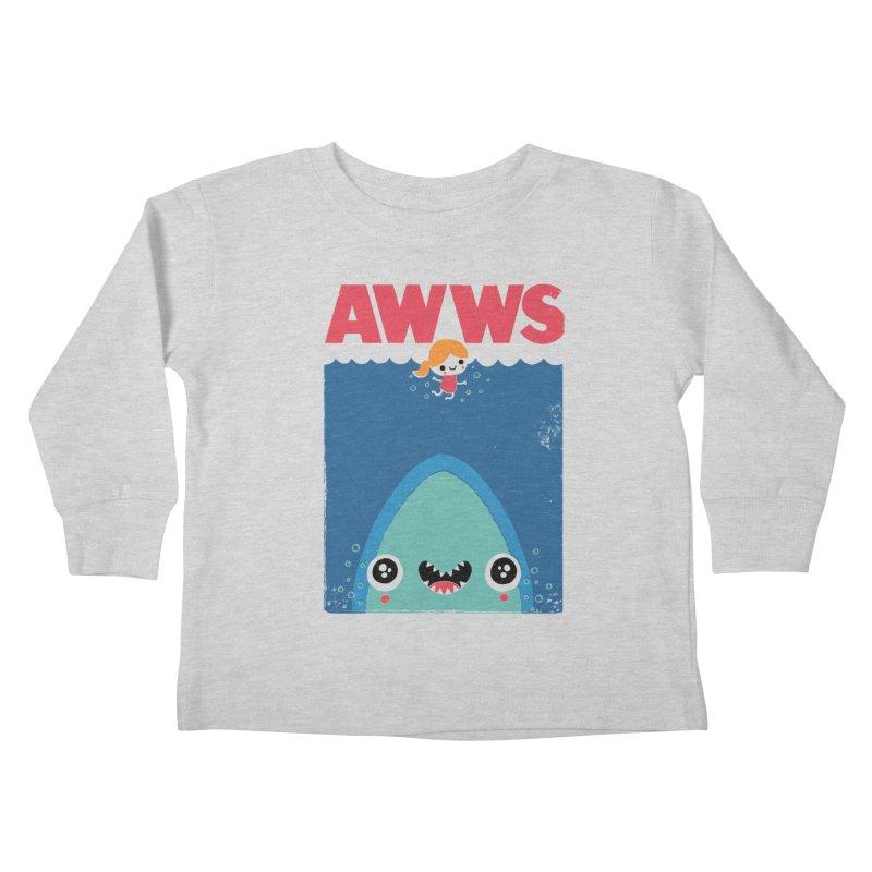 AWWS Kids Toddler Longsleeve T-Shirt by Threadless Artist Shop