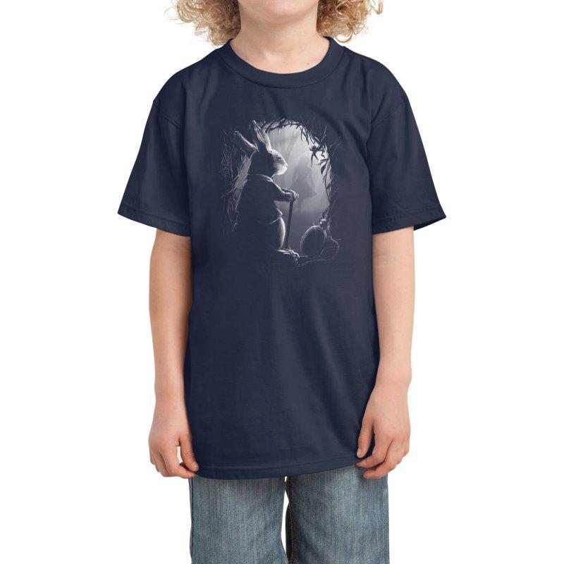 Never Too Late Kids T-Shirt by Threadless Artist Shop