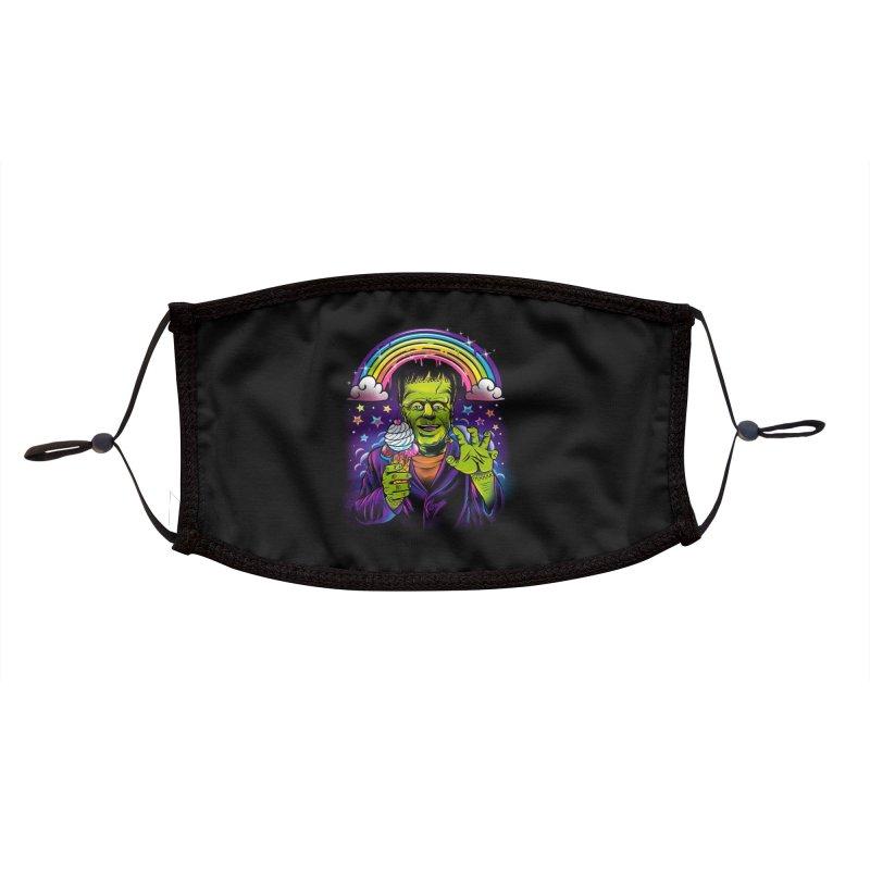 Lisa Frankenstein Accessories Face Mask by Threadless Artist Shop