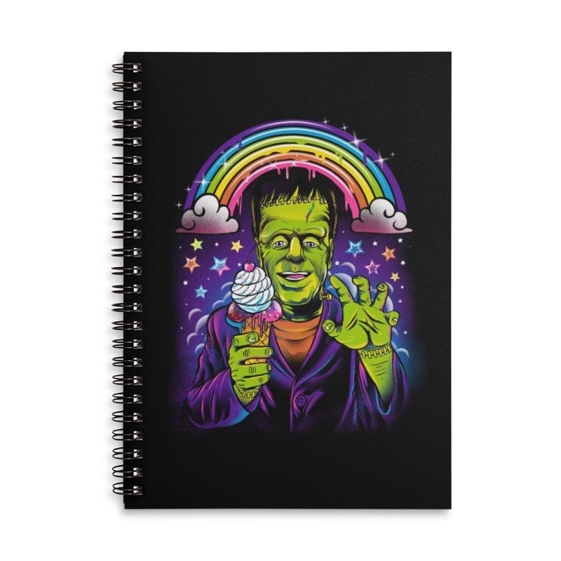 Lisa Frankenstein Accessories Notebook by Threadless Artist Shop