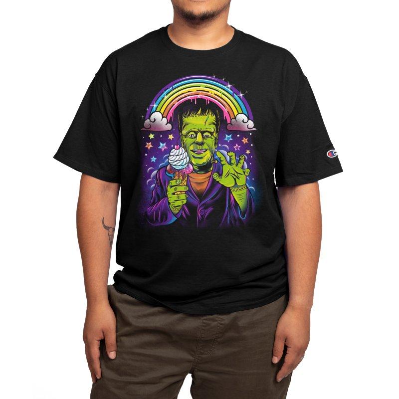 Lisa Frankenstein Men's T-Shirt by Threadless Artist Shop