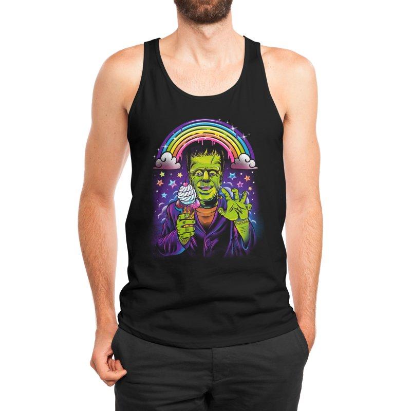 Lisa Frankenstein Men's Tank by Threadless Artist Shop