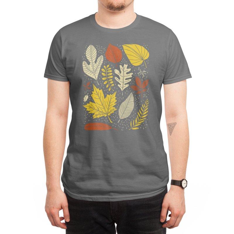 Simply Leaves Men's T-Shirt by Threadless Artist Shop