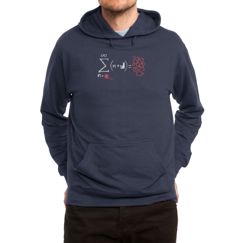String Theory Men's Pullover Hoody by Threadless Artist Shop