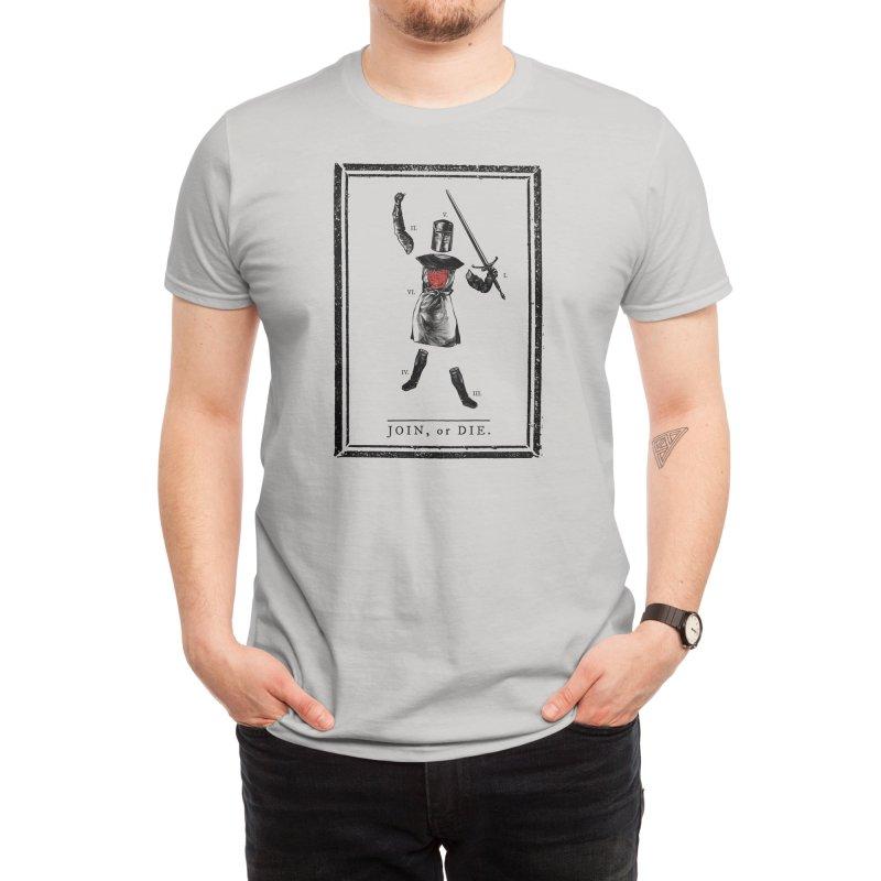 Tis But A Scratch Men's T-Shirt by Threadless Artist Shop