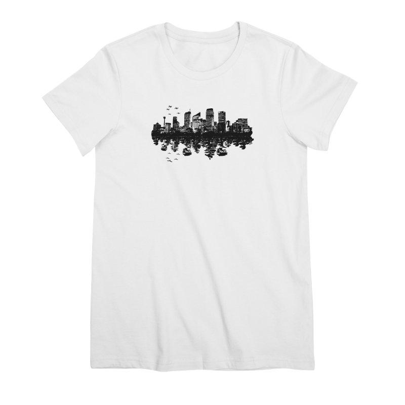 Stone Jungle Women's T-Shirt by Threadless Artist Shop