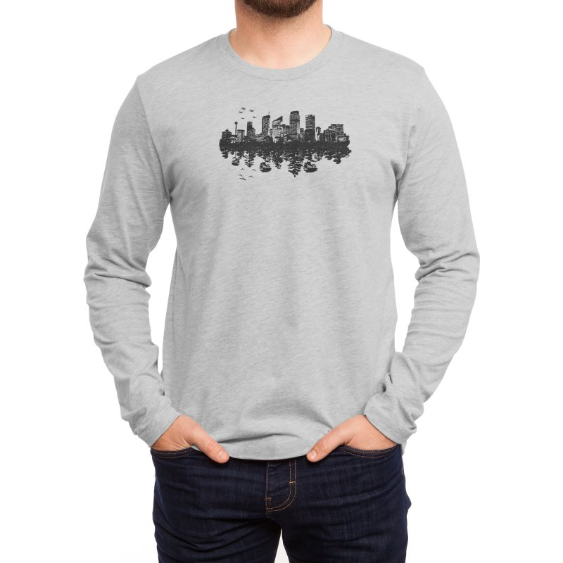 Stone Jungle Men's Longsleeve T-Shirt by Threadless Artist Shop