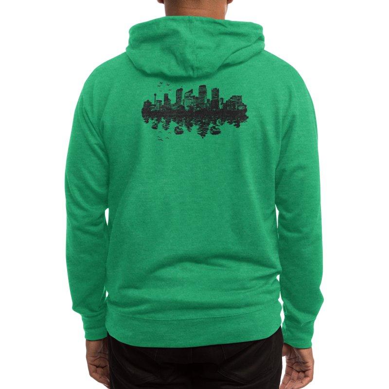 Stone Jungle Men's Zip-Up Hoody by Threadless Artist Shop