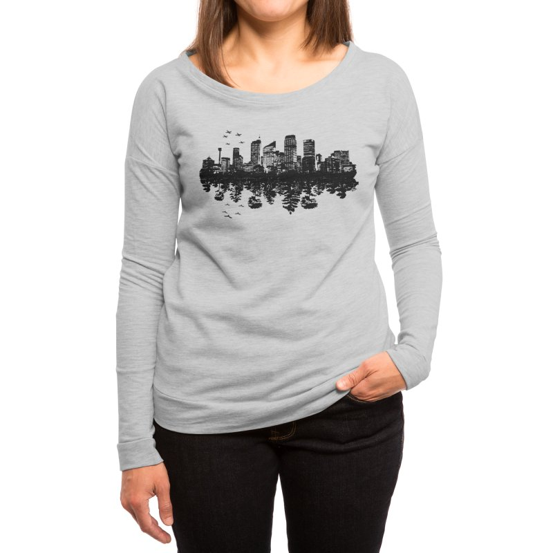 Stone Jungle Women's Longsleeve T-Shirt by Threadless Artist Shop