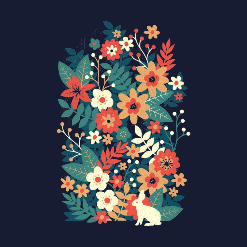 In Bloom Men's T-Shirt by Threadless Artist Shop