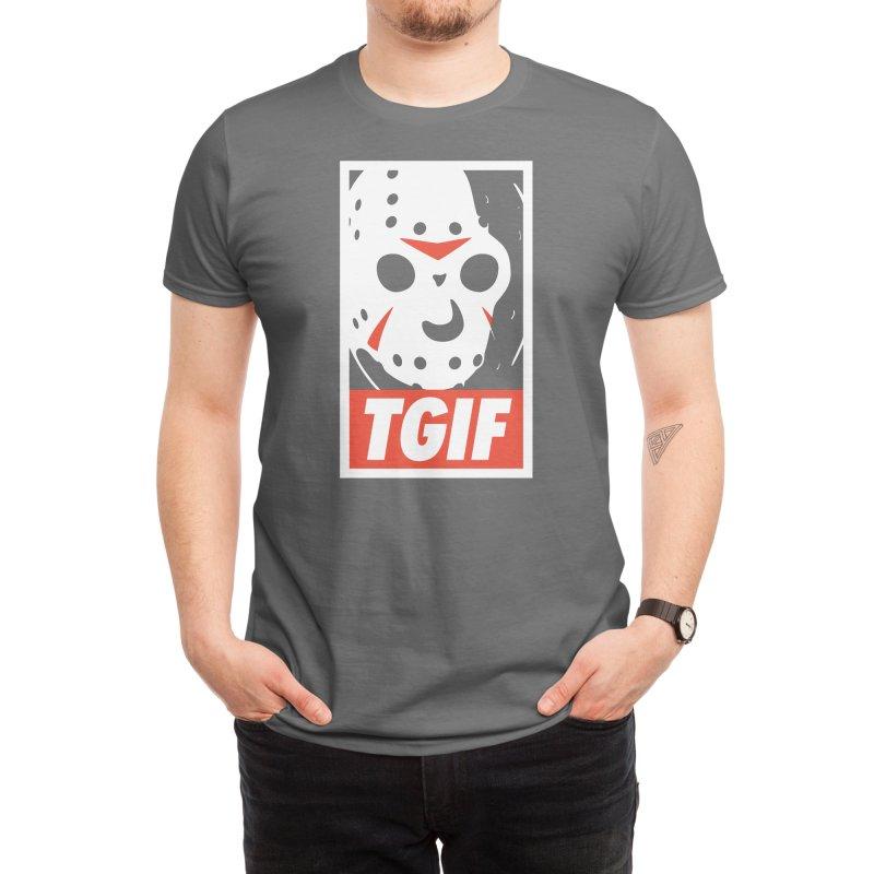 TGIF - Vo Maria Men's T-Shirt by Threadless Artist Shop