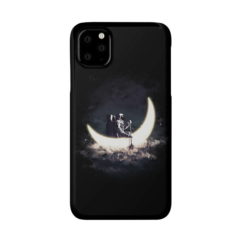 Moon Sailing Accessories Phone Case by Threadless Artist Shop