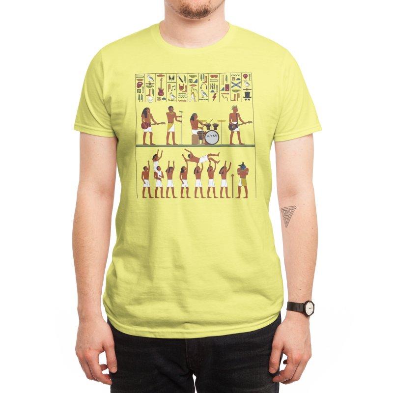 Ancient Rock Men's T-Shirt by Threadless Artist Shop
