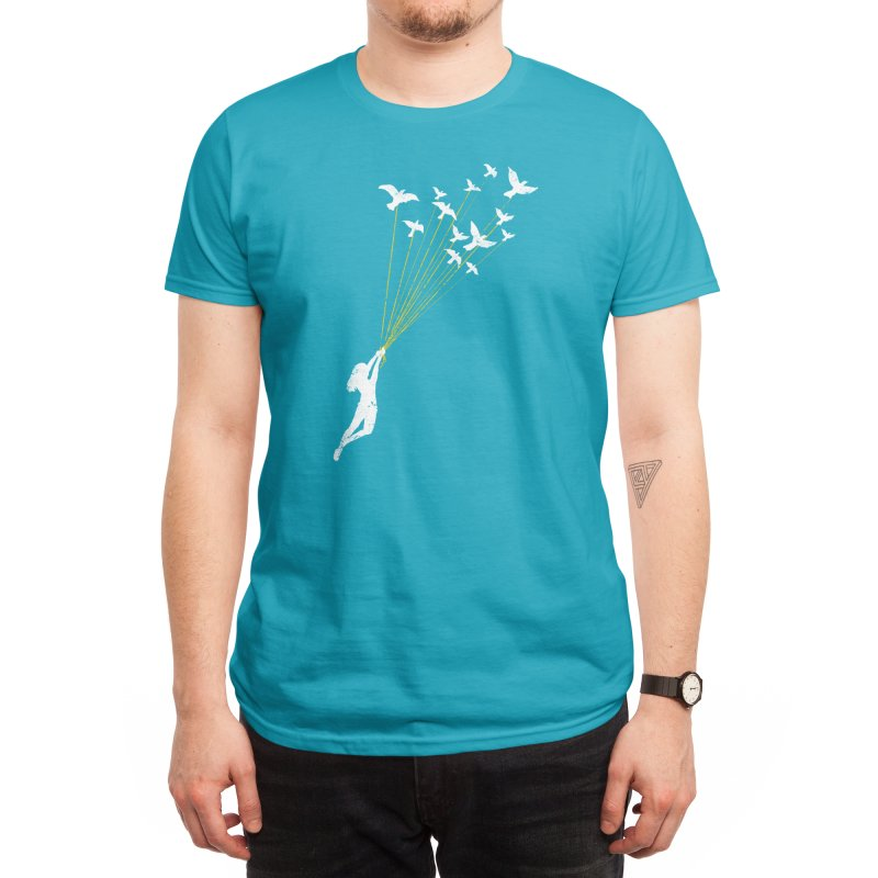 Just Believe in Your Dream Men's T-Shirt by Threadless Artist Shop