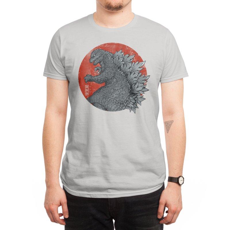 Tokyo Kaiju Men's T-Shirt by Threadless Artist Shop