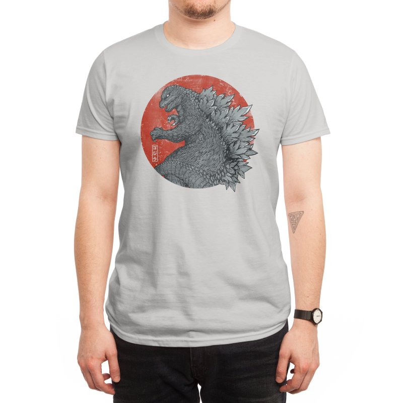Tokyo Kaiju Men's T-Shirt by Threadless Artist Shop