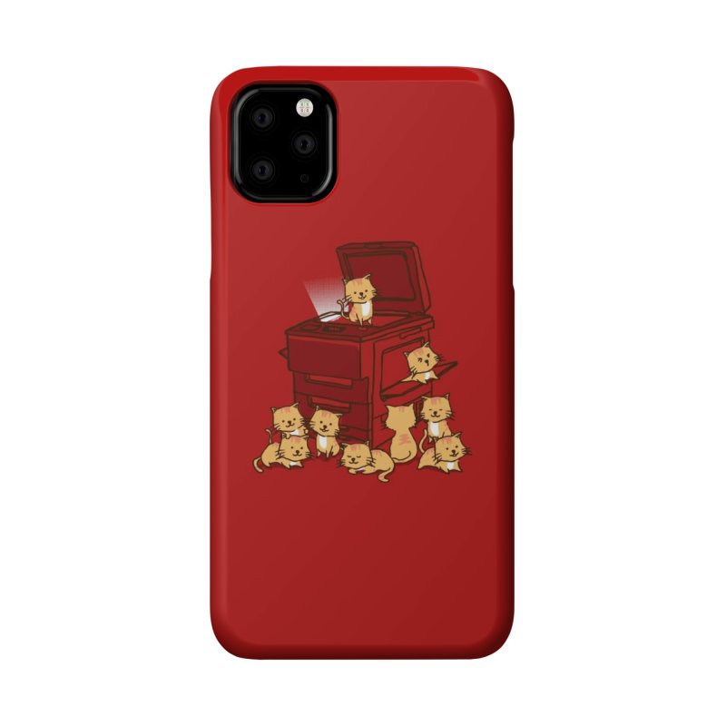 The Original Copycat Accessories Phone Case by Threadless Artist Shop