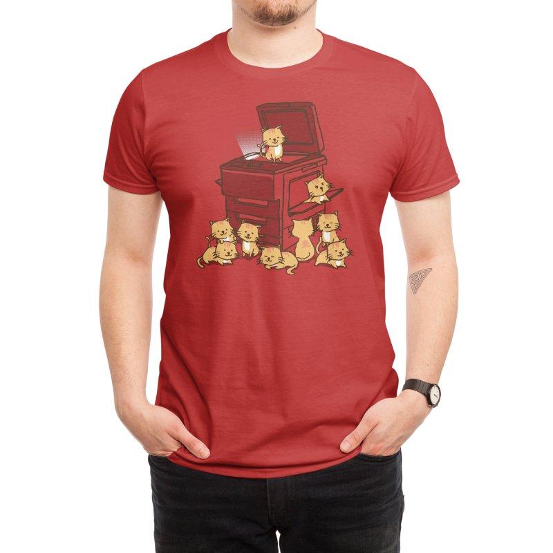 The Original Copycat Men's T-Shirt by Threadless Artist Shop