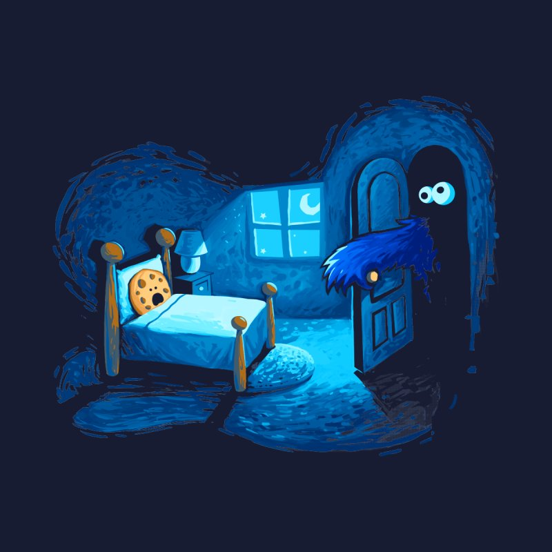 Monster in the Closet Home Duvet by Threadless Artist Shop
