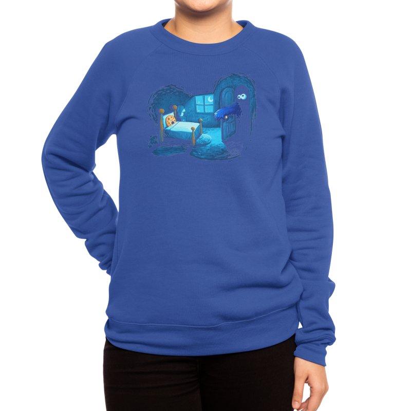 Monster in the Closet Women's Sweatshirt by Threadless Artist Shop