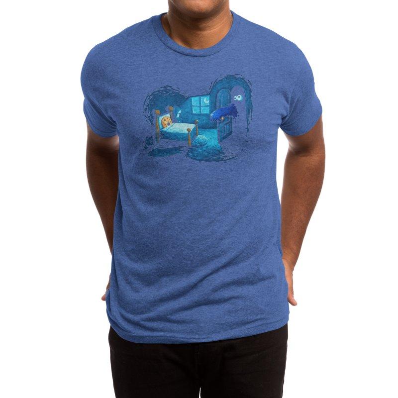 Monster in the Closet Men's T-Shirt by Threadless Artist Shop