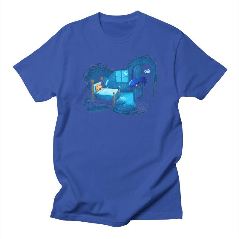 Monster in the Closet Women's T-Shirt by Threadless Artist Shop