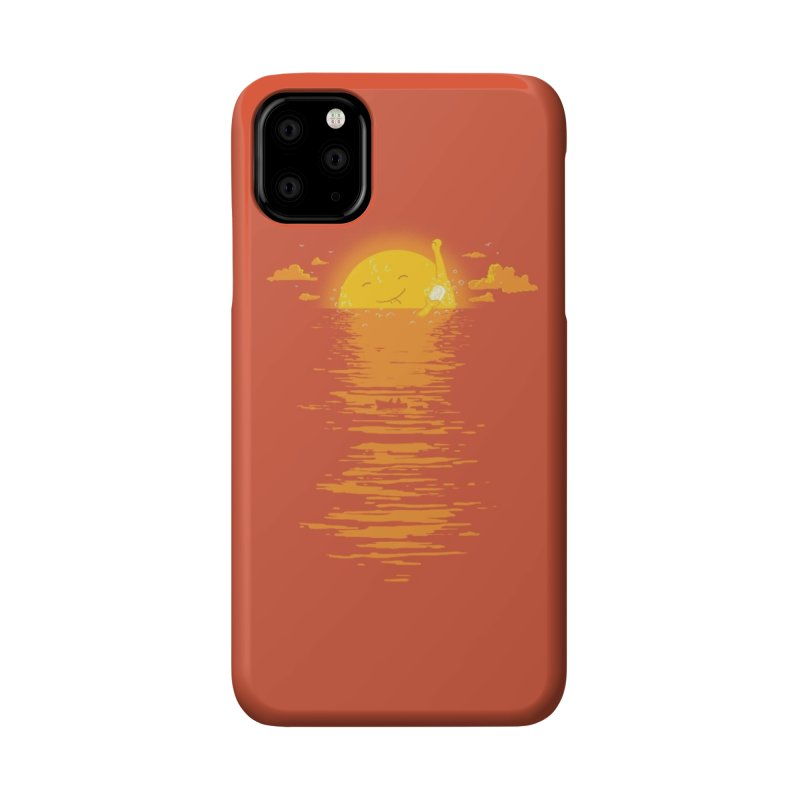 Cooling Down Accessories Phone Case by Threadless Artist Shop